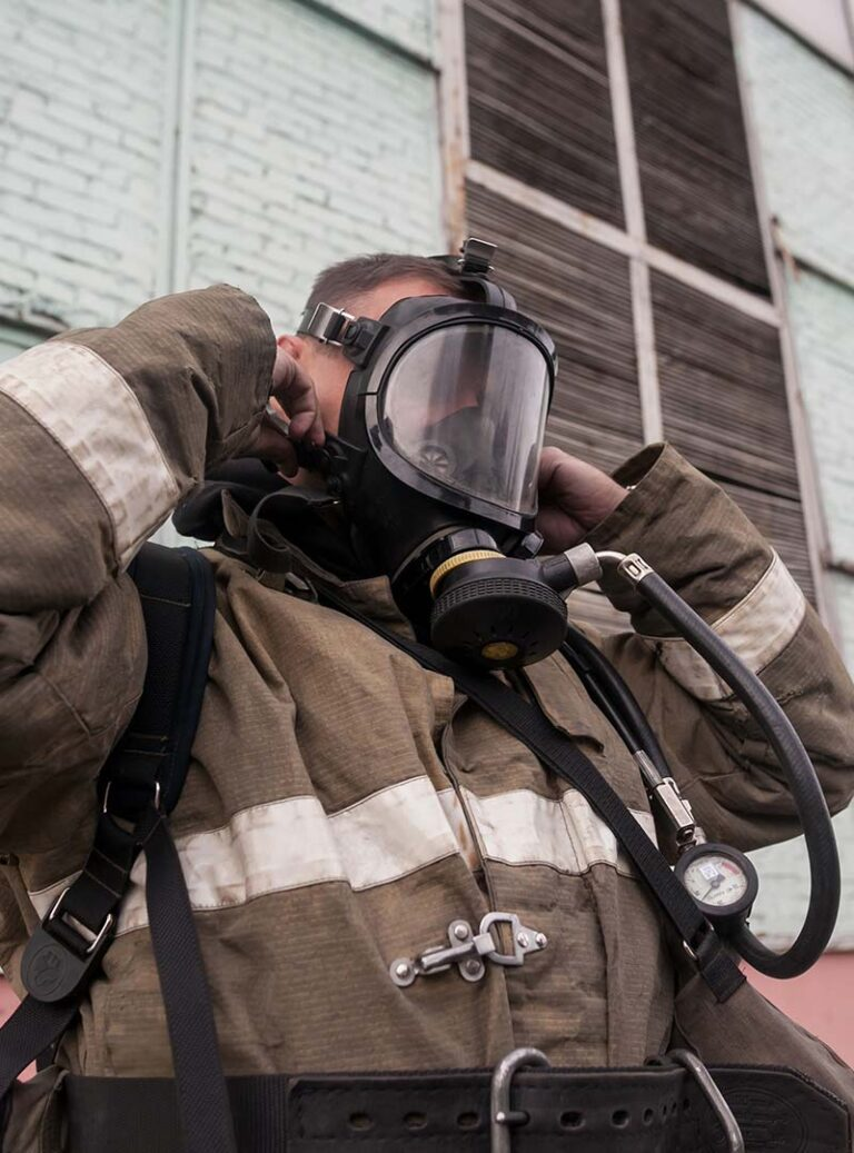 Operate Breathing Apparatus