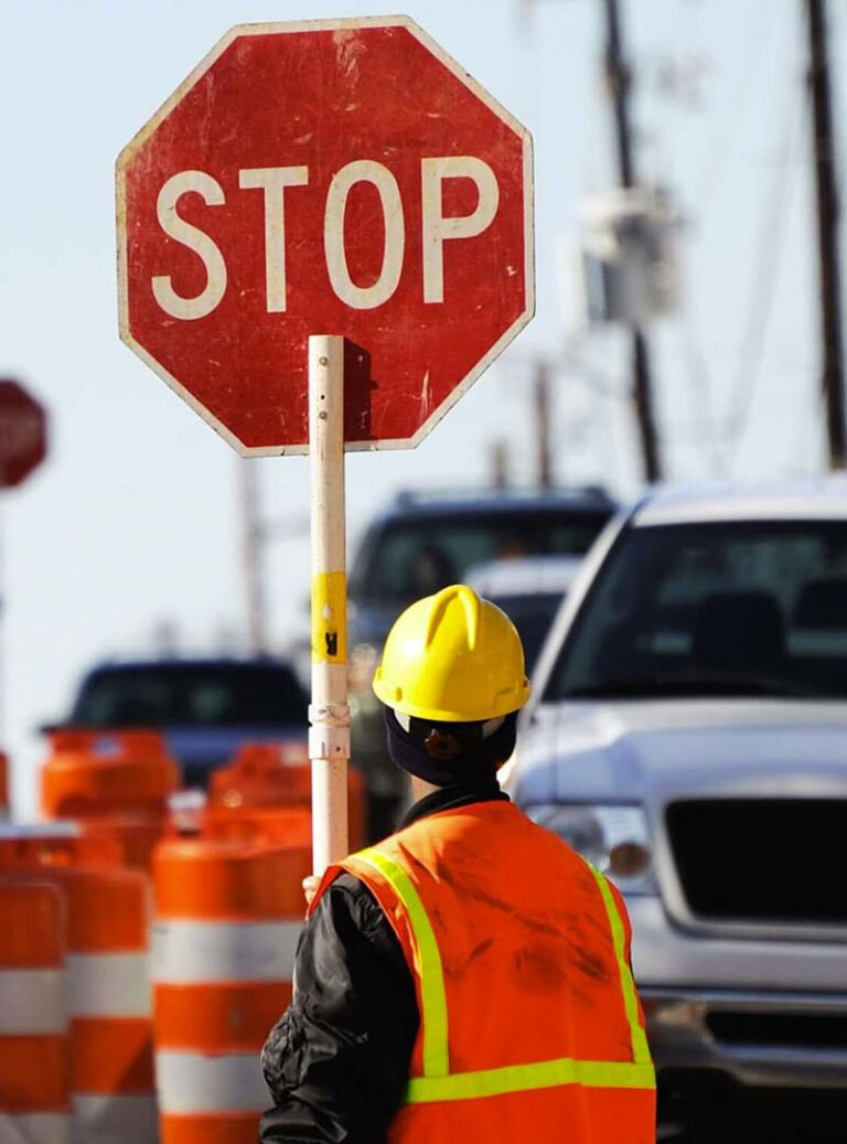 Basic Worksite Traffic Management  (BWTM) and Traffic Controller (TC) Refresher • WA